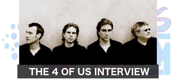 Brendan Murphy from The 4 of Us Interview - RosFM 94.6
