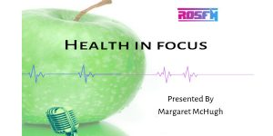 health in focus banner