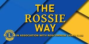 rossie way banner