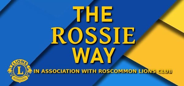 rossie way banner